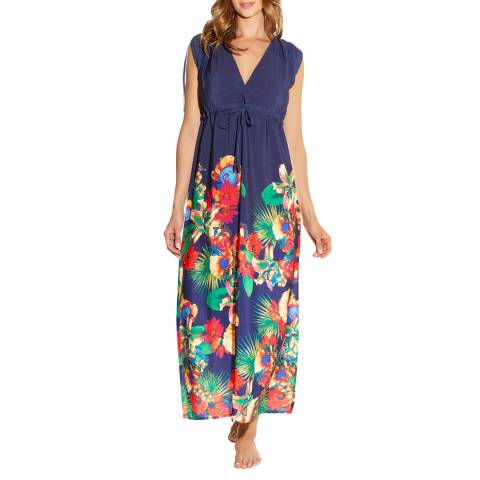 Fantasie Multi Print Maxi Dress