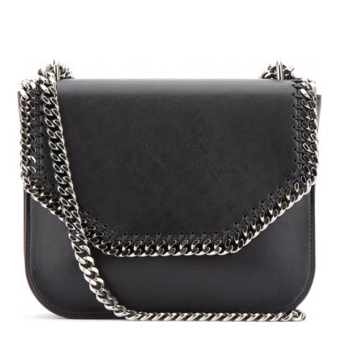 Stella McCartney Black Falabella Box Shoulder Bag