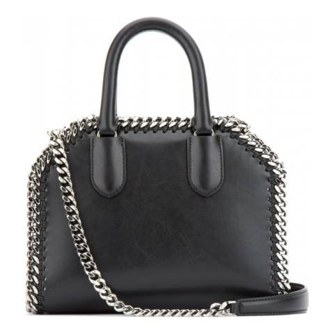 Stella McCartney Black Falabella Mini Box Bag