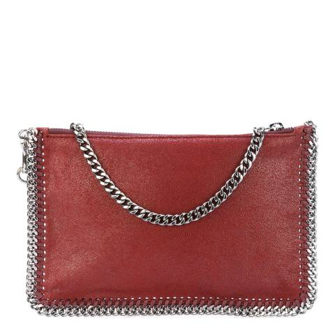 7ba6073e402 Ruby Red Falabella Shaggy Deer Purse - BrandAlley