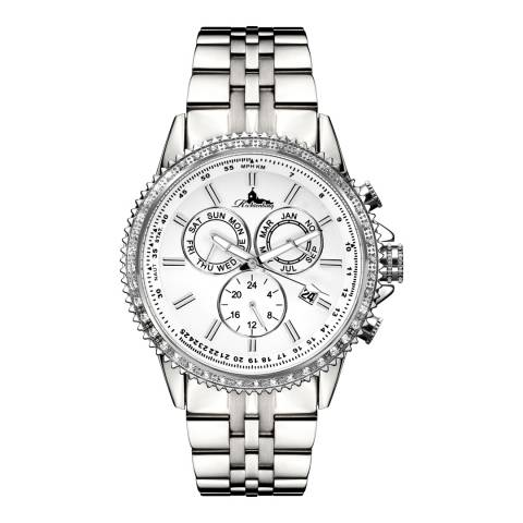 Richtenburg Women's Silver Stainless Steel Cassiopeia Watch