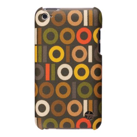 Orla Kiely Binary Snap-On Cover For Ipod Touch 4G