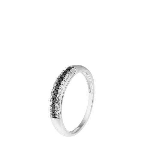 Diamond Design White Gold Diamond Ring 0.26ct