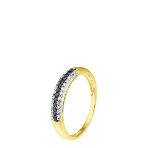 Forever Diamonds Gold Diamond Ring 0.26ct
