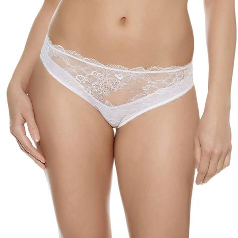 Wacoal Cream Pink Marquise Brief