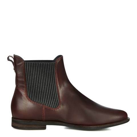 UGG Cordovan Leather Joey Chelsea Boots