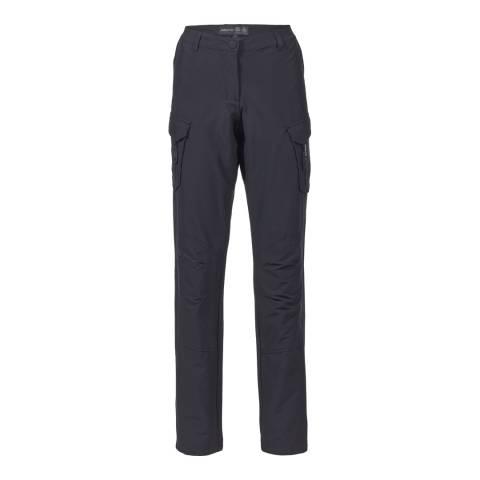 Musto Women's Black Ess Uv Fd Trousers