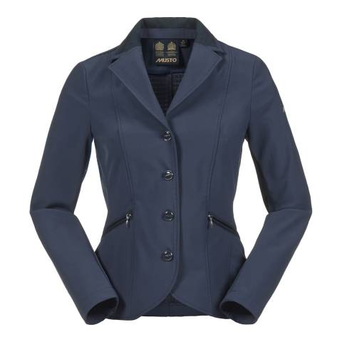 Musto Women's Navy Derby Br2 Show Jacket