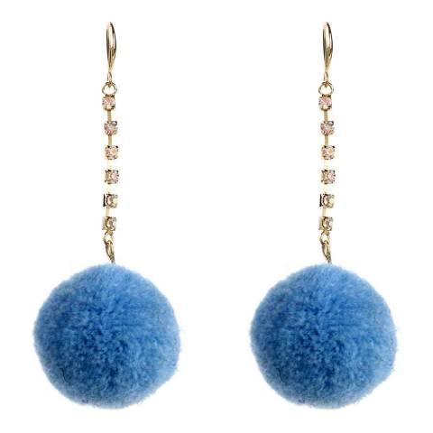 Amrita Singh Blue Brasilia Earrings