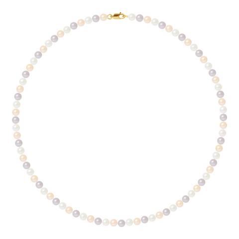Just Pearl Multi Coloured Pearl Bracelet