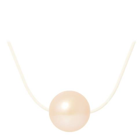 Just Pearl Pink Pearl Necklace