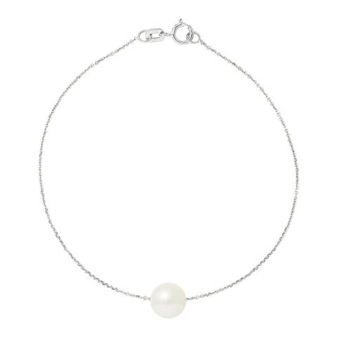 Atelier Pearls Natural White Freshwater Pearl Bracelet
