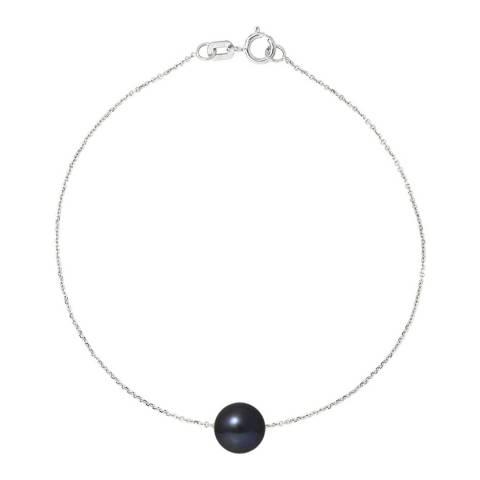 Ateliers Saint Germain Black Freshwater Pearl Bracelet