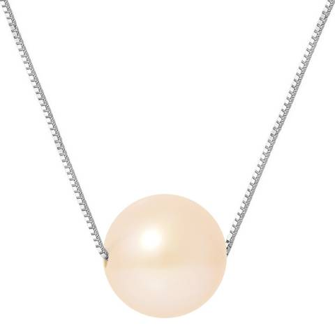 Just Pearl Pink Freshwater Pearl Necklace