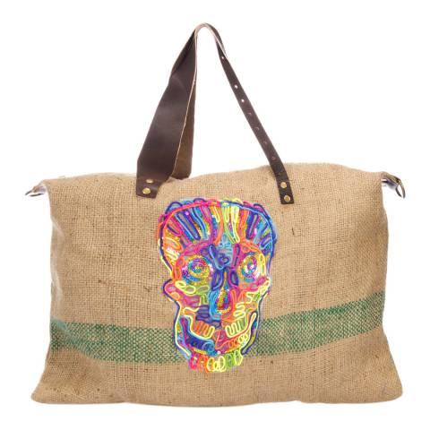 Giorgio Costa Multi Top Handle Canvas Bag