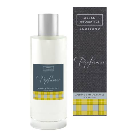 Arran Aromatics Jasmine & Philadelphus Room Spray 100ml