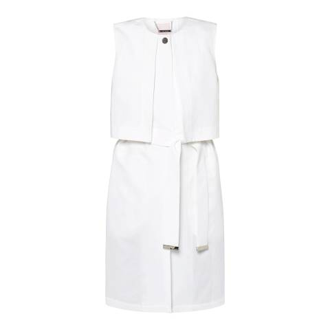Ted Baker Yolanda Linen Sleevless Coat