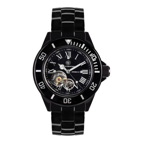 Mathis Montabon Women's Black Ceramic Watch