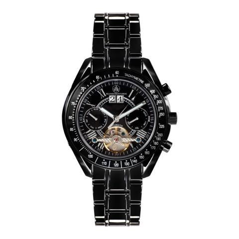 Mathis Montabon Men's Black Ceramic Watch