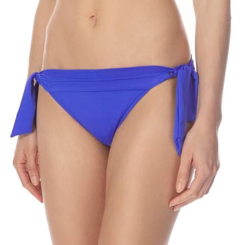 Seafolly Blue Tie Side Bikini Briefs