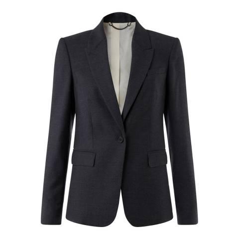Jigsaw Grey London Pinspot Jacket