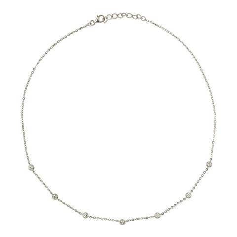 Wish List Silver Love Necklace