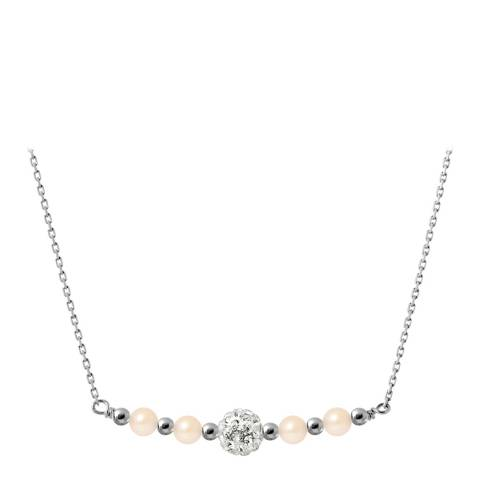 Wish List Pink Freshwater Pearl Necklace