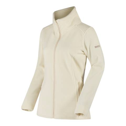 Regatta Light Vanilla Cathie III Fleece Jacket