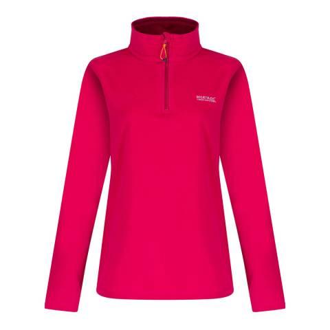 Regatta Women's Pink Sweetheart Fleece