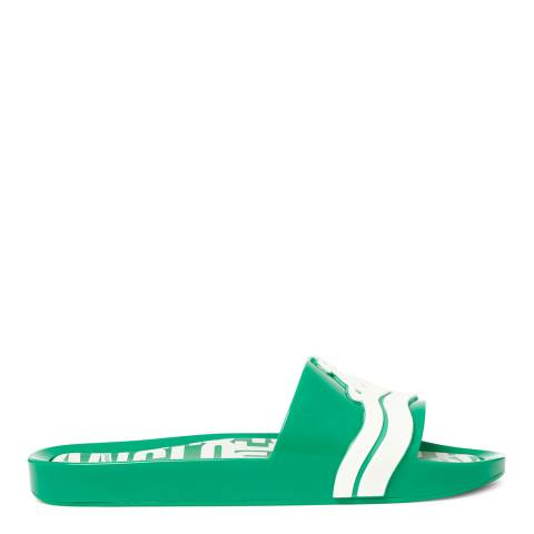 Vivienne Westwood for Melissa Green Contrast Wave Beach Slide