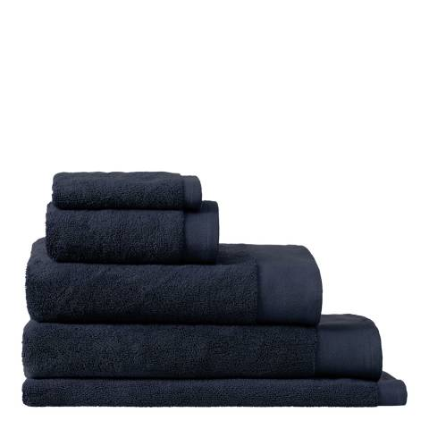 Sheridan Luxury Retreat Hand Towel, Midnight