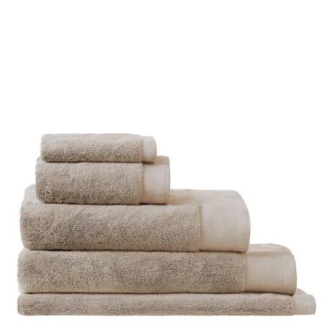 Sheridan Luxury Retreat Hand Towel, Natural