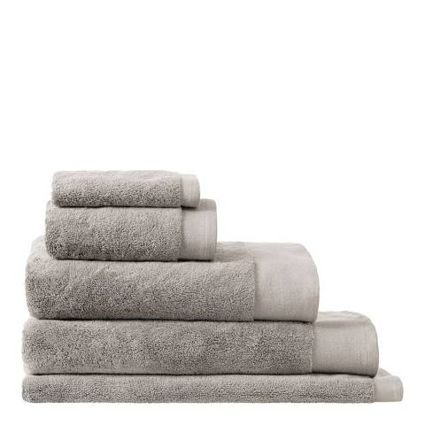 Sheridan Luxury Retreat Hand Towel, Platinum