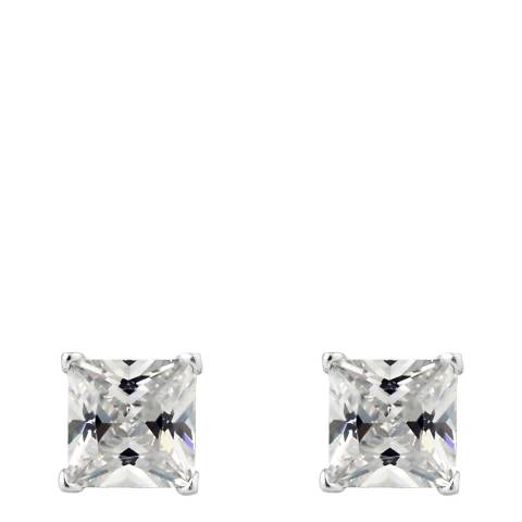 Wish List Silver Star Earrings