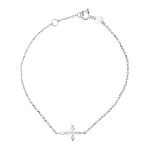 Wish List Silver Slave Link Bracelet
