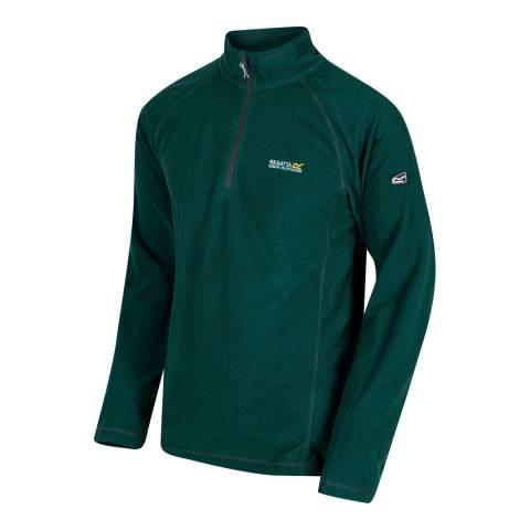 Regatta Green Montes Fleece Jumper