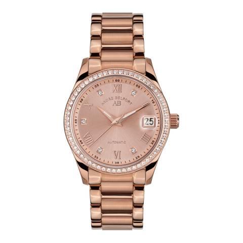 Andre Belfort Women's Rose Gold Watch