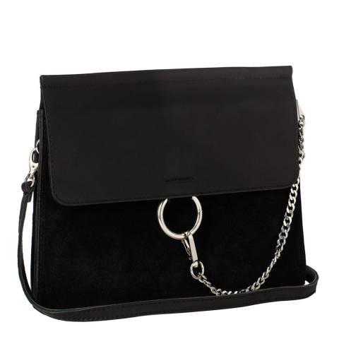Markese Black Clutch / Shoulder Bag