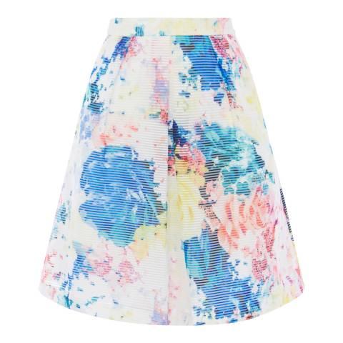 Coast Multi Coloured Print Filipina Skirt
