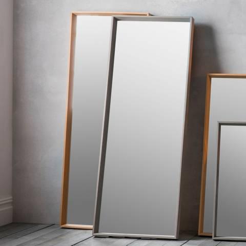 Gallery Grey Comet Wall Mirror 142x53cm