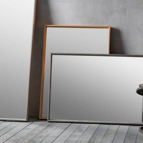 Gallery Oak Comet Mirror 74 x 104.5cm