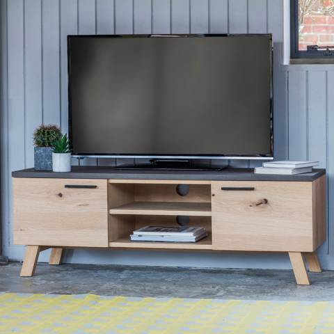 Gallery Chilson 2 Doors TV Unit