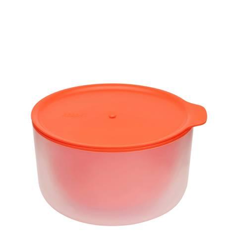 Joseph Joseph M-Cuisine Cool-Touch Large Microwave Bowl, Orange