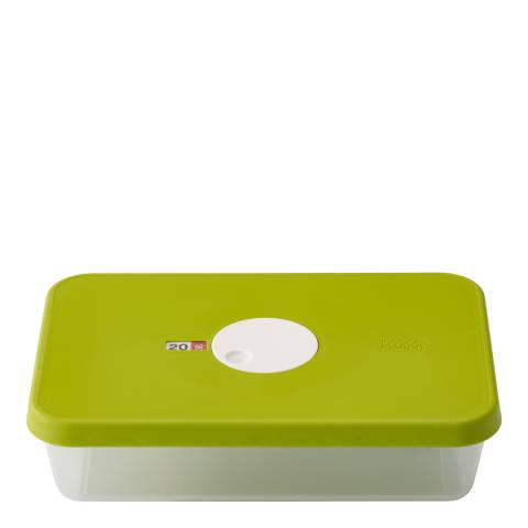 Joseph Joseph Dial Storage Container with Datable Lid, 2.4L