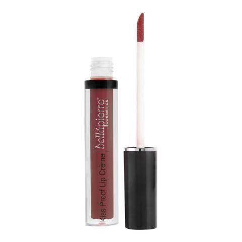 Bellapierre Muddy Rose Kiss Proof Lip Creme