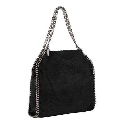 Stella McCartney Black Small Fallabella Bag