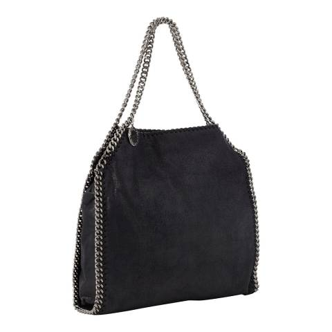 Stella McCartney Navy Small Stella McCartney Fallabella Bag