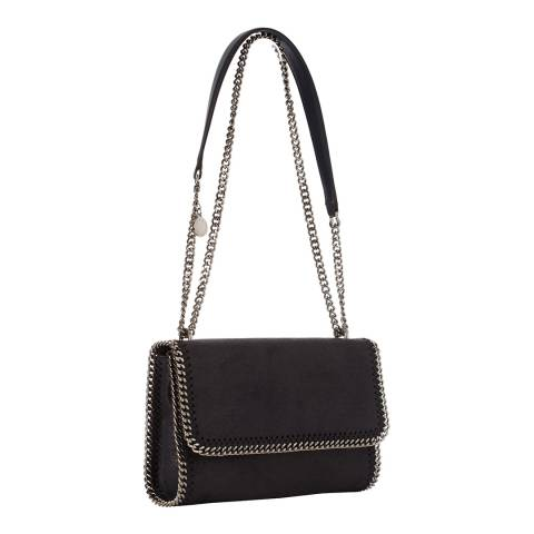 Stella McCartney Navy Falabella Shoulder Bag