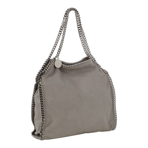Stella McCartney Light Grey Small Stella McCartney Fallabella Bag