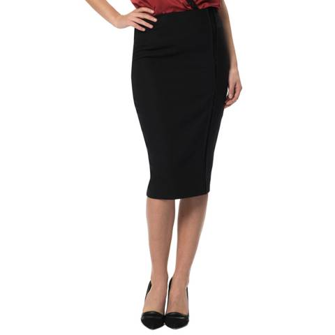 WTR London Black Victoria Skirt